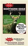 Food Plot & Wildlife Habitat Seed Mix - Chicory/White Clover (1 acre)