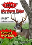 Food Plot & Wildlife Habitat Seed Mix - Forage Radish (10,000 sq. ft.)