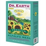 Buy High-Quality Garden Supplies Online - Alfalfa Meal from Dr. Earth