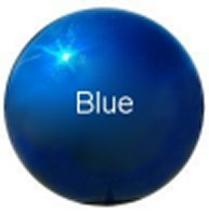 Blue Stainless Steel Gazing Globe