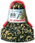 Animal Attractant: Seed Bell - Mixed Seed - Wild Bird Seed & Feed
