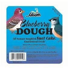 Animal Attractant: Suet Cake - Blueberry - Wild Bird Seed & Feed