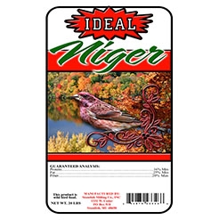 Animal Attractant: Thistle (Niger) Seed - Wild Bird Seed & Feed