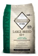 Buy Premium Quality Diamond Naturals Adult Large Breed 60+ Dog Food