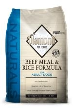 Buy High-Quality Diamond Naturals Adult Beef & Rice Dog Food Online