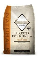 Buy Premium Quality Diamond Naturals Adult Chicken & Rice Dog Food