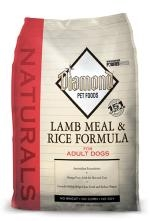 Buy High-Quality Diamond Naturals Adult Lamb & Rice Dog Food Online