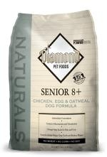 Buy Premium Quality Diamond Naturals Senior 8+ Dog Food Online