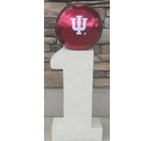 #1 Gazing Globe Holder - 10 Inch Garden Ball Stand