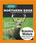 Northern Edge Food Plot & Wildlife Habitat Seed Brassica Mix (1 acre)