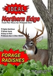 Food Plot & Wildlife Habitat Seed Mix - Forage Radish (1 acre)