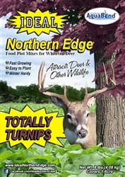 Food Plot & Wildlife Totally Turnips Habitat Seed Mix (10,000 sq. ft.)
