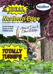 Food Plot & Wildlife Habitat Seed Mix - Totally Turnips (1 acre)