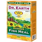 Buy Premium Quality Garden Supplies Online - Fish Meal from Dr. Earth